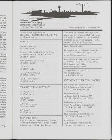 Levend Verleden 1994-12-01