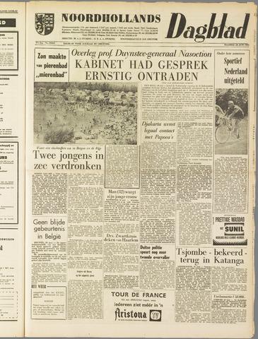 Noordhollands Dagblad : dagblad voor Alkmaar en omgeving 1961-06-26