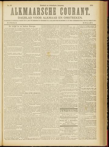 Alkmaarsche Courant 1918-03-19