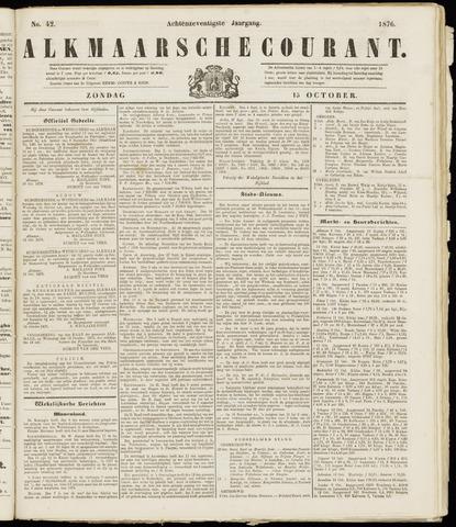 Alkmaarsche Courant 1876-10-15