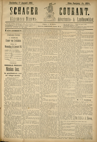 Schager Courant 1895-01-17