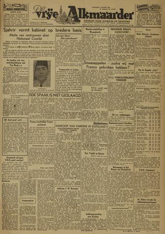 De Vrije Alkmaarder 1946-03-04