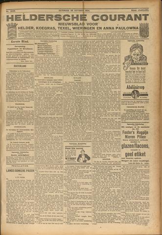 Heldersche Courant 1924-10-25