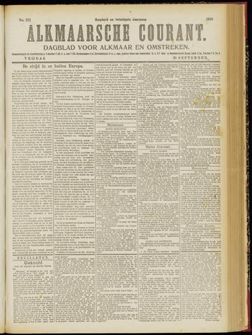 Alkmaarsche Courant 1918-09-20