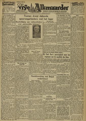 De Vrije Alkmaarder 1946-05-25