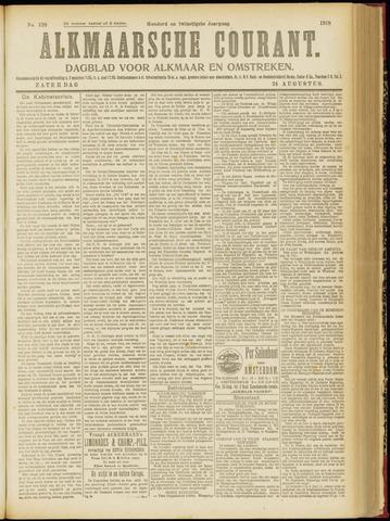 Alkmaarsche Courant 1918-08-24