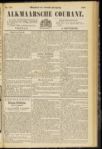 Alkmaarsche Courant 1900-09-14