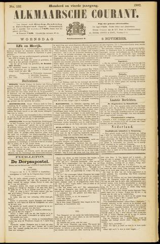 Alkmaarsche Courant 1902-11-05