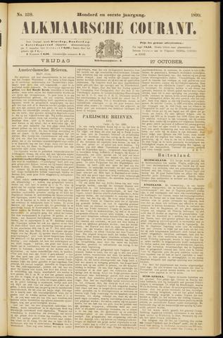 Alkmaarsche Courant 1899-10-27