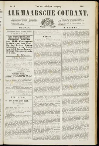 Alkmaarsche Courant 1882-01-08