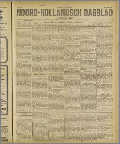 Ons Blad : katholiek nieuwsblad voor N-H 1922-11-21