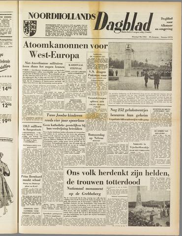Noordhollands Dagblad : dagblad voor Alkmaar en omgeving 1953-05-05