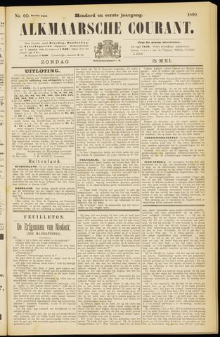 Alkmaarsche Courant 1899-05-21