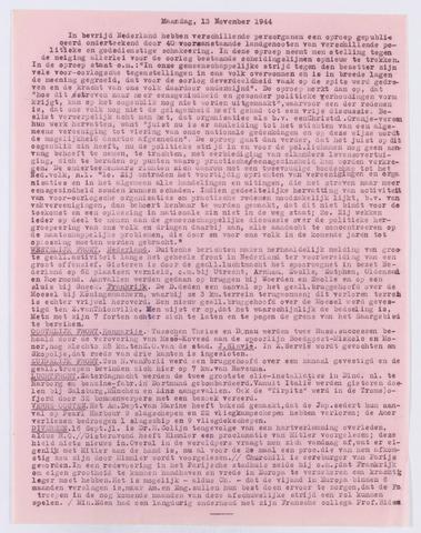 De Vrije Alkmaarder 1944-11-13
