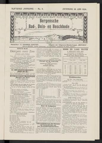 Bergensche bad-, duin- en boschbode 1924-06-28