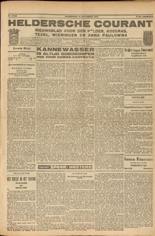 Heldersche Courant 1929-11-14