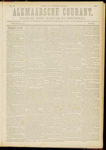 Alkmaarsche Courant 1919-05-15