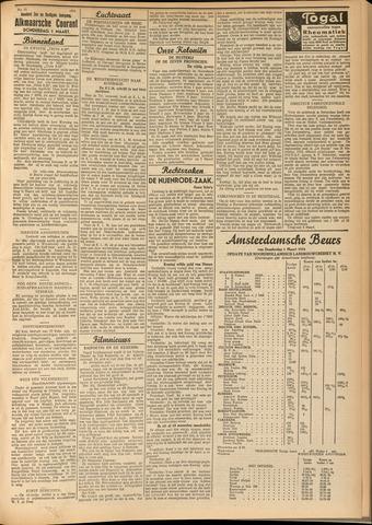 Alkmaarsche Courant 1934-03-02