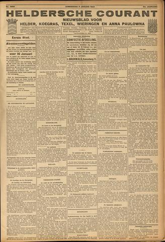 Heldersche Courant 1923-01-11
