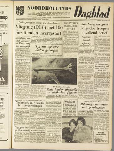 Noordhollands Dagblad : dagblad voor Alkmaar en omgeving 1961-01-20