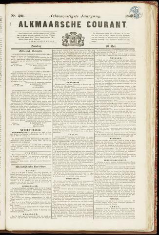 Alkmaarsche Courant 1866-05-20