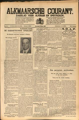 Alkmaarsche Courant 1937-05-18