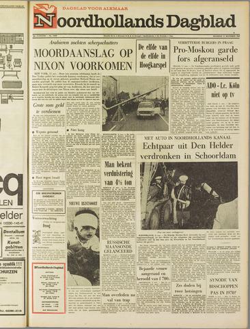 Noordhollands Dagblad : dagblad voor Alkmaar en omgeving 1968-11-11