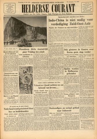 Heldersche Courant 1954-05-12
