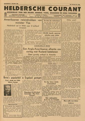 Heldersche Courant 1946-03-07