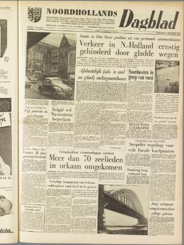 Noordhollands Dagblad : dagblad voor Alkmaar en omgeving 1959-12-09
