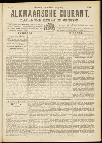 Alkmaarsche Courant 1906-03-17