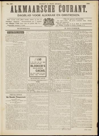 Alkmaarsche Courant 1908-12-23