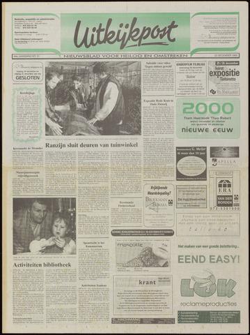Uitkijkpost : nieuwsblad voor Heiloo e.o. 1999-12-22