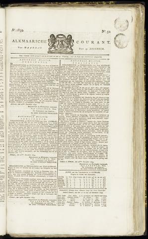 Alkmaarsche Courant 1839-12-30