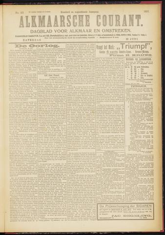 Alkmaarsche Courant 1917-06-30