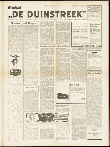 De Duinstreek 1962-03-09