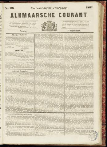 Alkmaarsche Courant 1862-09-07
