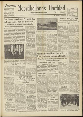 Nieuw Noordhollandsch Dagblad : voor Alkmaar en omgeving 1948-06-25