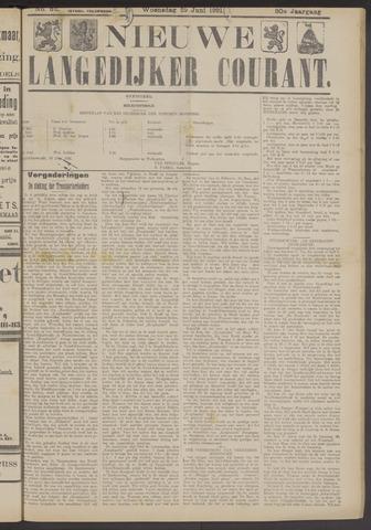 Nieuwe Langedijker Courant 1921-06-29