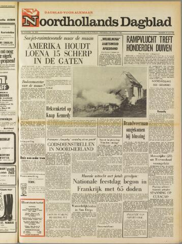 Noordhollands Dagblad : dagblad voor Alkmaar en omgeving 1969-07-14