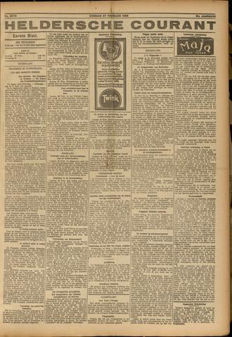Heldersche Courant 1923-02-27