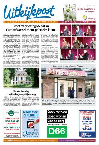 Uitkijkpost : nieuwsblad voor Heiloo e.o. 2018-03-21