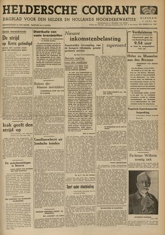 Heldersche Courant 1941-06-03