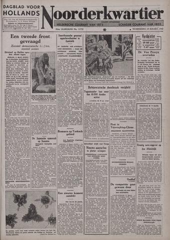 Dagblad voor Hollands Noorderkwartier 1942-03-18