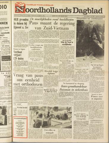 Noordhollands Dagblad : dagblad voor Alkmaar en omgeving 1963-08-19