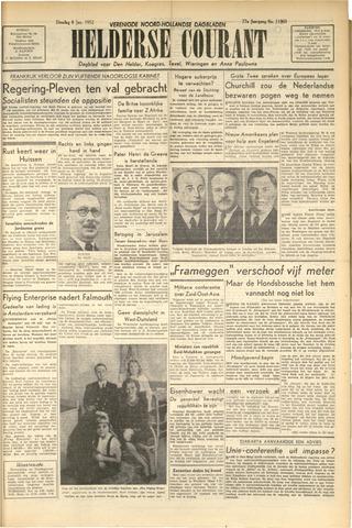 Heldersche Courant 1952-01-08