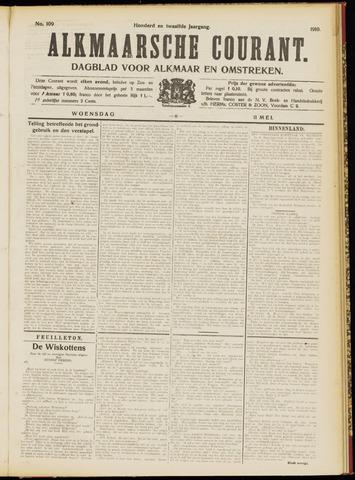 Alkmaarsche Courant 1910-05-11