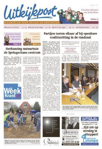 Uitkijkpost : nieuwsblad voor Heiloo e.o. 2010-03-10