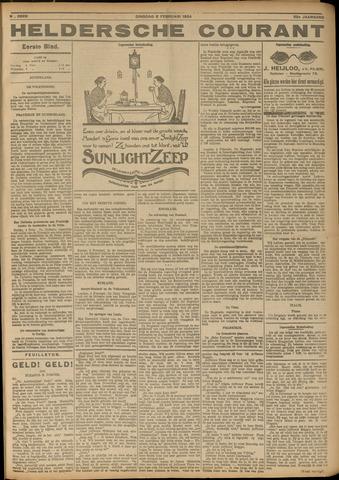 Heldersche Courant 1924-02-05