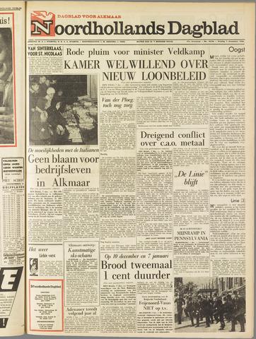 Noordhollands Dagblad : dagblad voor Alkmaar en omgeving 1962-12-07